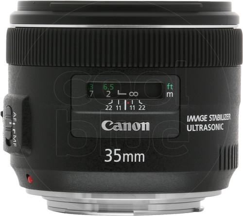 Canon EF 35mm f/2 IS USM Main Image