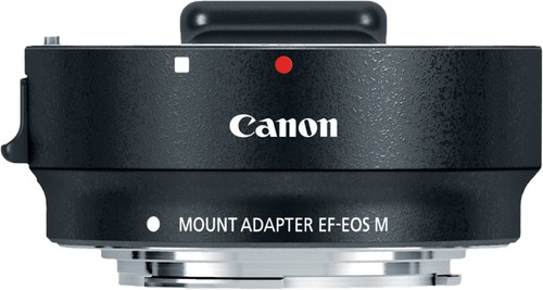 Canon EF (-S) - EF-M Adapter Main Image