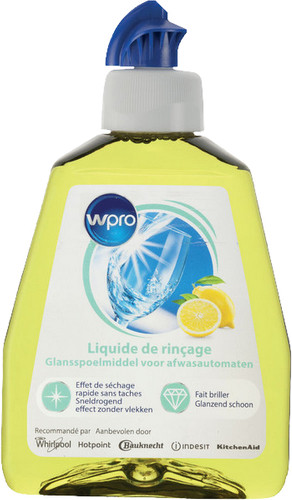 Wpro Concentrated Rinse Aid Main Image