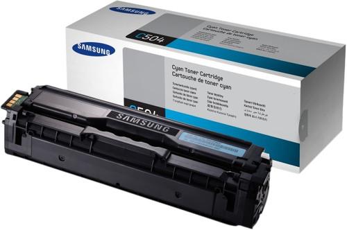 Samsung CLT-C504S Toner Cyaan Main Image