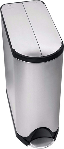 Simplehuman Butterfly Recycler 20 + 20 Liter Main Image