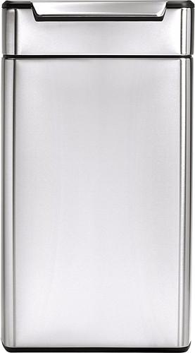 Simplehuman Rectangular Touch Bar 40 Liters Main Image