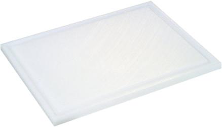 Inno Cuisinno Horeca Chopping board with crease 32,5 cm White Main Image