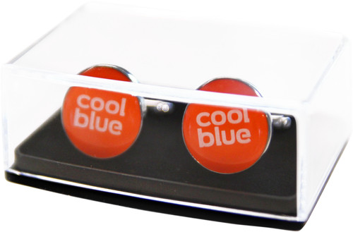 Coolblue Cufflinks Main Image