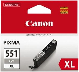 Canon CLI-551XL Cartridge Grijs Main Image