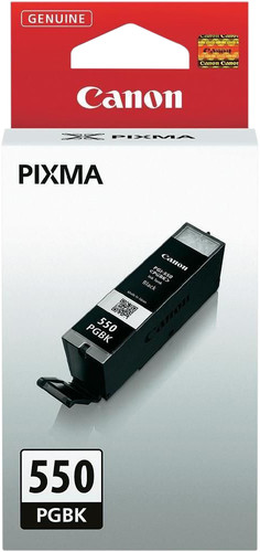 Canon PGI-550 Cartridge Pigmentzwart Main Image