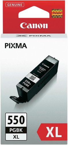 Canon PGI-550XL Cartridge Pigmentzwart Main Image