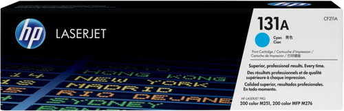 HP 131A LaserJet Toner Cyaan (CF211A) Main Image