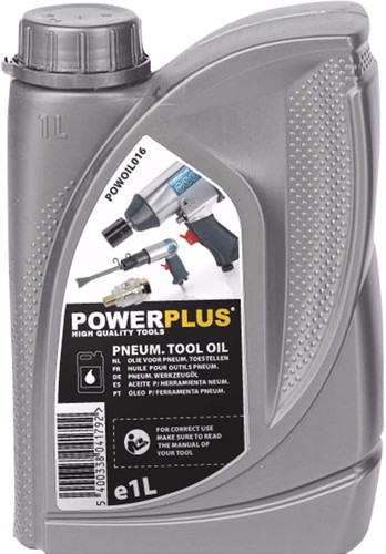 Powerplus Olie voor luchtgereedschap Main Image