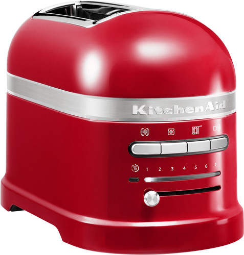 KitchenAid Artisan Toaster Empire Red 2 Slots Main Image