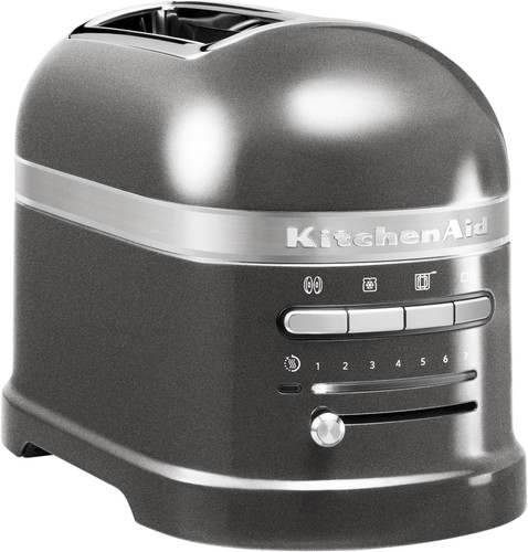 KitchenAid Artisan Broodrooster Tingrijs 2-slots Main Image