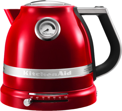 KitchenAid Artisan Kettle Apple Red Main Image