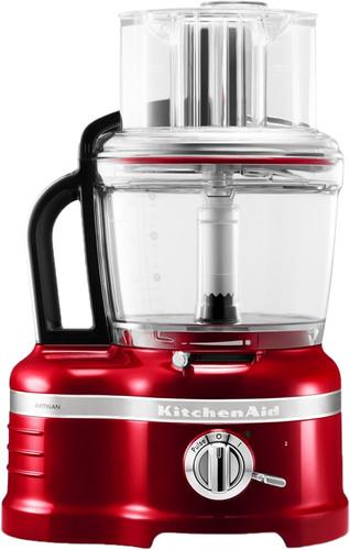 KitchenAid Artisan Food Processor Apple Red Main Image