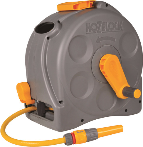 Hozelock Compact Enclosed Reel 25m Main Image