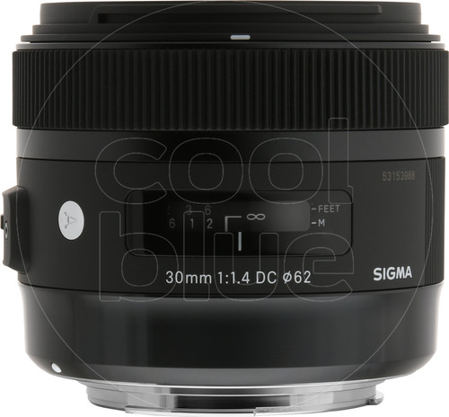 Sigma 30mm f/1.4 DC HSM ART Canon Main Image