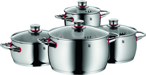 WMF Quality One Cookware Set 4-piece Main Image