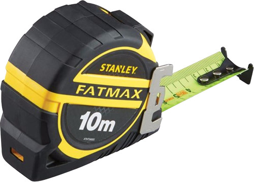 Stanley FatMax Pro Tape measure II 10m Main Image
