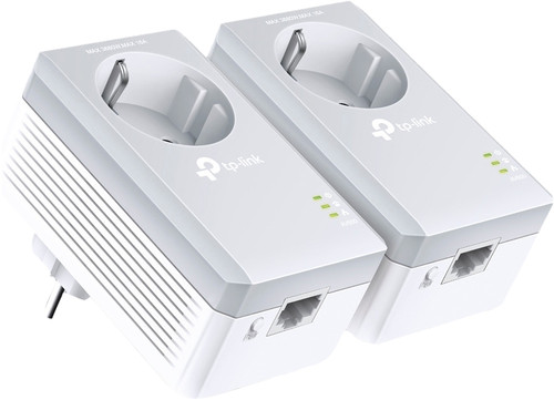 TP-Link TL-PA4010P No WiFi 600Mbps 2 adapters Main Image