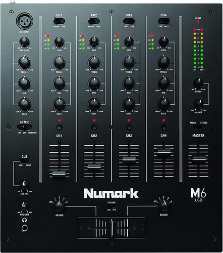 Numark M6 USB Black Main Image