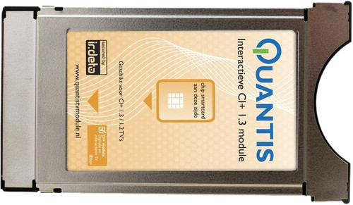 Quantis CI+ 1.3 Interactieve Module Main Image