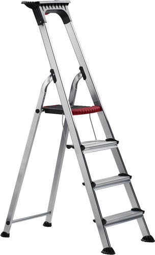 Altrex Double Decker Household Ladder 4 steps Main Image