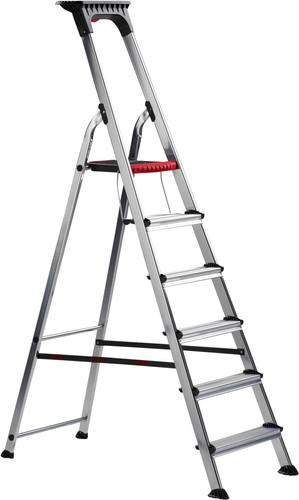Altrex Double Decker Household Ladder 6 steps Main Image