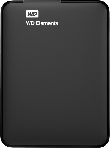 WD Elements Portable 1TB Main Image