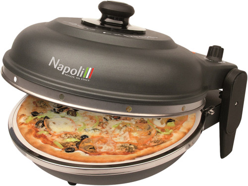 Optima Napoli Pizza Oven Cast Iron Main Image