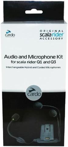 Cardo Scala Rider Audio Kit Q1 and Q3 Main Image