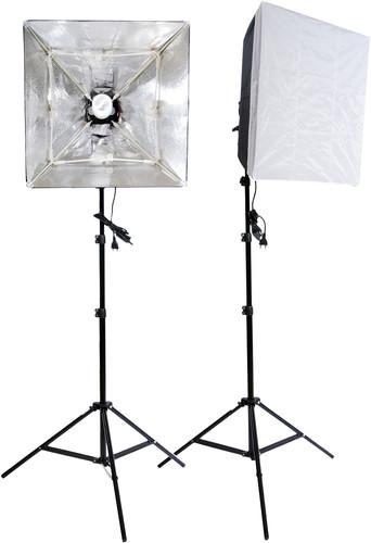 Falcon Eyes Daglichtlamp set LH-ESB5050K2 Main Image