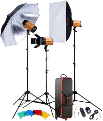Godox Studio Smart Kit 250SDI-D Main Image
