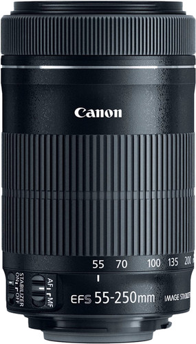 Canon EF-S 55-250mm f/4-5.6 IS STM Main Image
