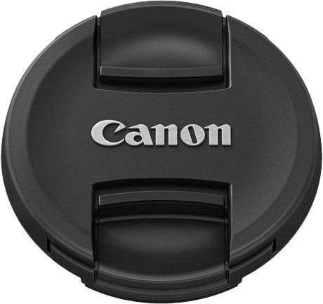 Canon E-58 II Lens cap 58mm Main Image