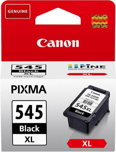 Canon PG-545XL Cartridge Black Main Image