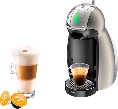 Krups Dolce Gusto Genio 2 KP160T Titan Main Image