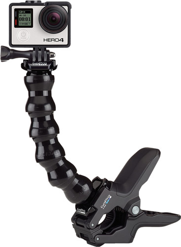 GoPro Jaws: Flex Clamp Main Image