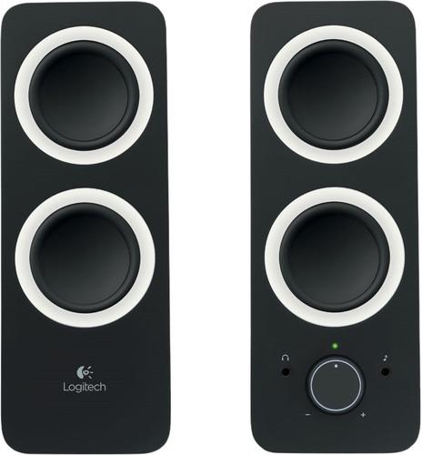 Logitech Z200 2.0 Speaker System Main Image
