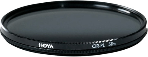 Hoya PL-CIR SLIM 55mm Polarisatiefilter Main Image