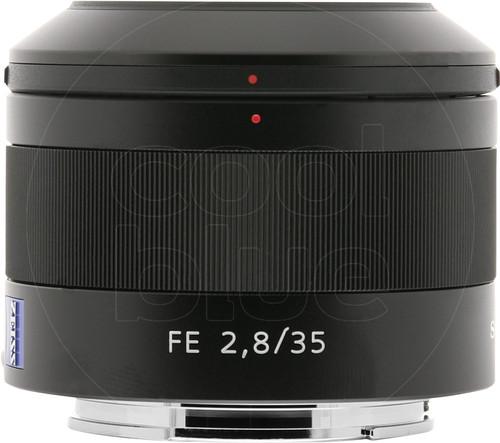 Sony SEL FE 35mm f/2.8 Main Image