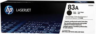 HP 83A Toner Zwart Main Image