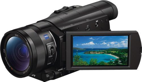 Sony FDR-AX100E Main Image