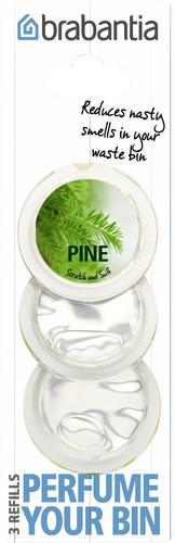 Brabantia Navulcapsules Pine (Set van 3) Main Image