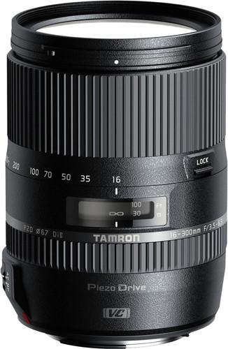 Tamron EF-S 16-300mm f/3.5-6.3 Di II VC PZD Macro Canon Main Image