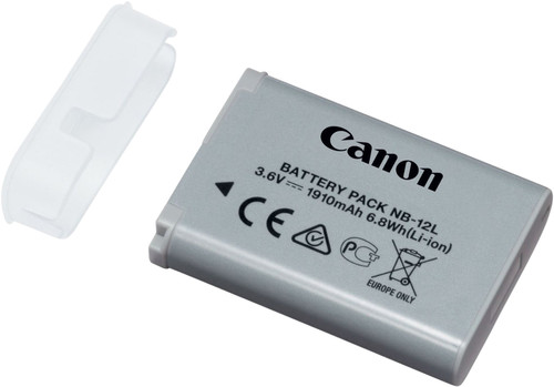 Canon NB-12L Main Image