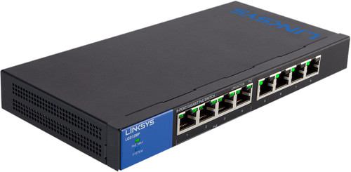 Linksys LGS108P Main Image