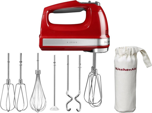 KitchenAid 5KHM9212EER Keizerrood Main Image