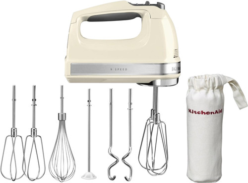 KitchenAid 5KHM9212EAC Almond white Main Image