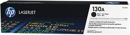HP 130A Toner Cartridge Black Main Image