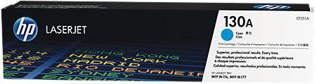 HP 130A Toner Cyaan Main Image