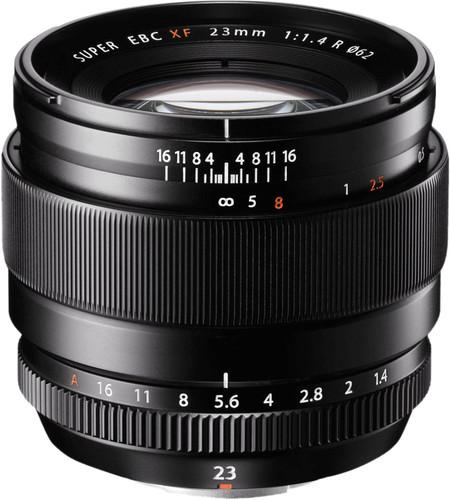 Fujifilm XF 23mm f/1.4 R zwart Main Image